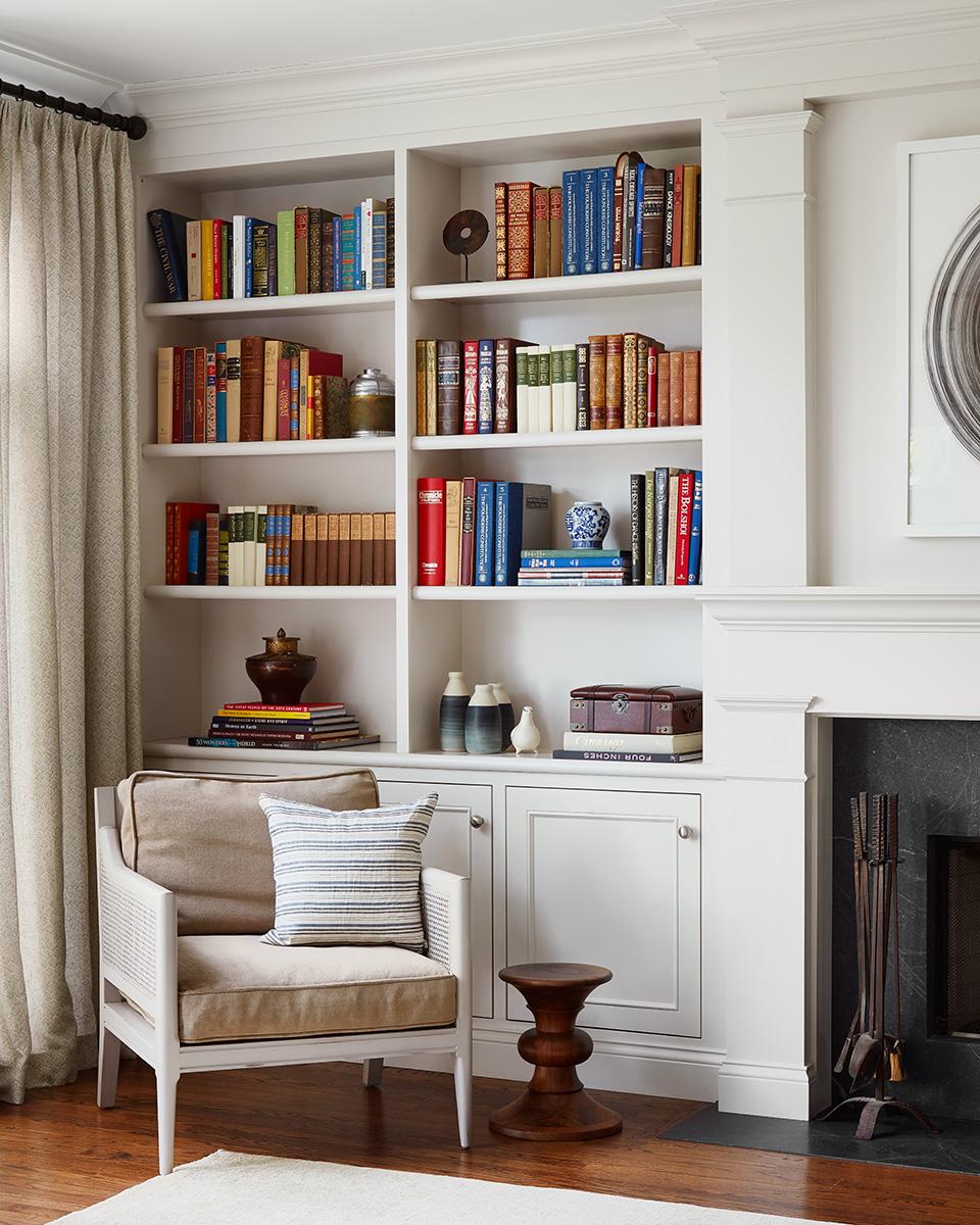 2to5 Design - Jodi Morton - Shermer - Bookshelves